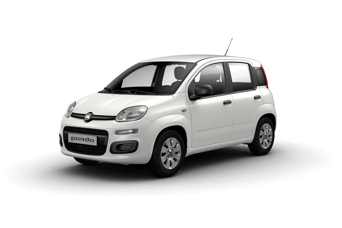 corfu car hire fiat panda rent a car