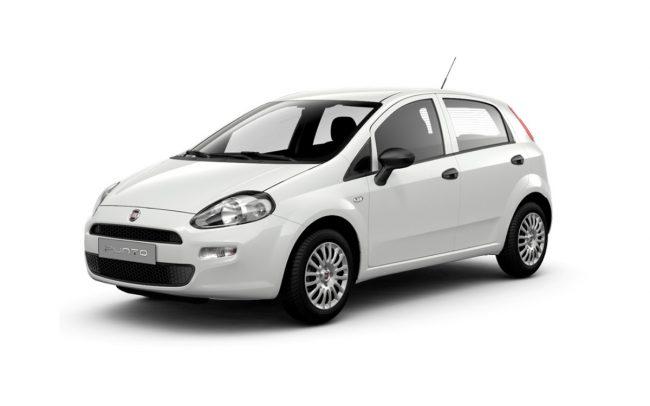 corfu car hire fiat punto rent a car